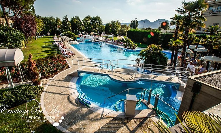 Ermitage Bel Air Medical Hotel Abano Terme